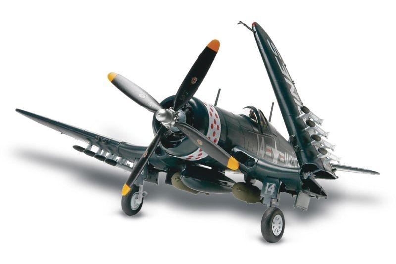 Corsair F4U-4 1:48