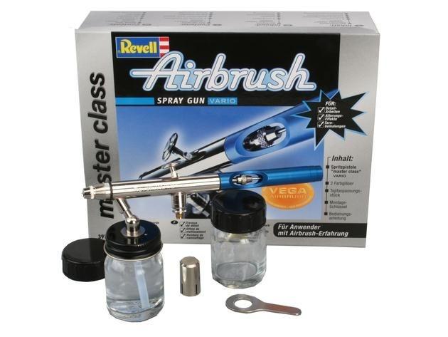 Airbrush Spritzpistole master class (Vario)