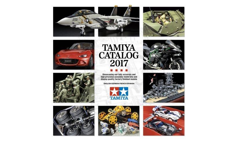 TAMIYA Katalog 2017