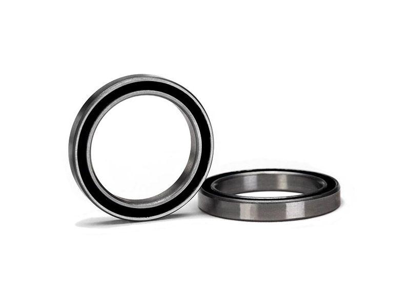 Kugellager, schwarz Gummidichtung (20x27x4mm) (2) X-Maxx