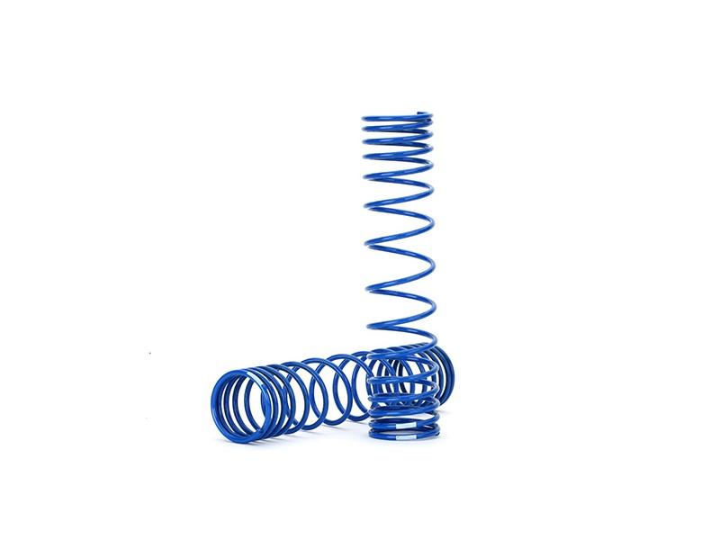 Feder für Stoßdämpfer hinten blau (2) für Desert Racer