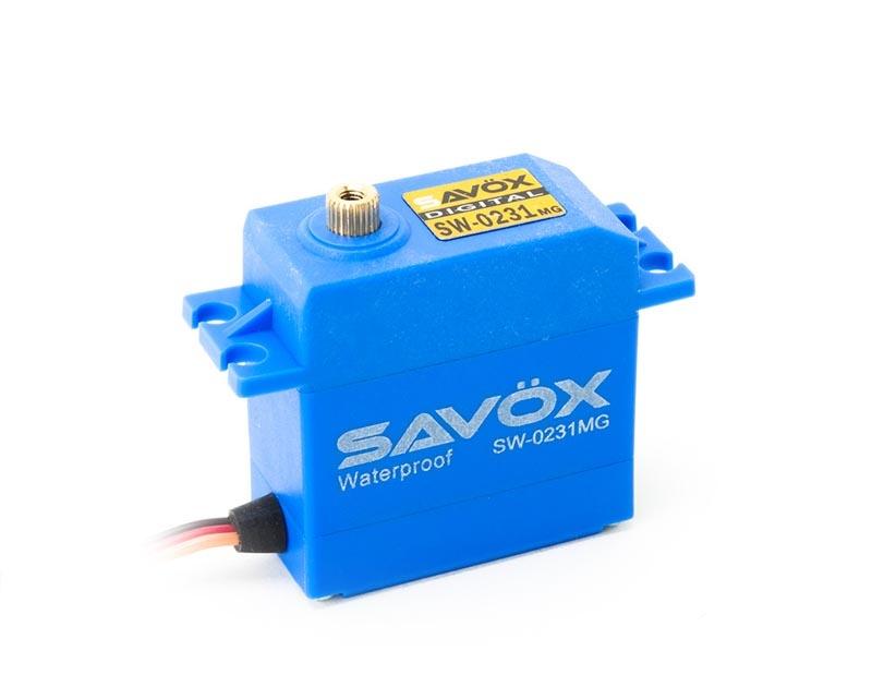 SW-0231MG Servo