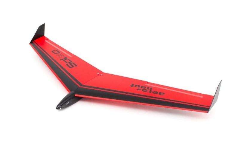 Soleo Nurflügel 180cm Spannweite - Holzbausatz