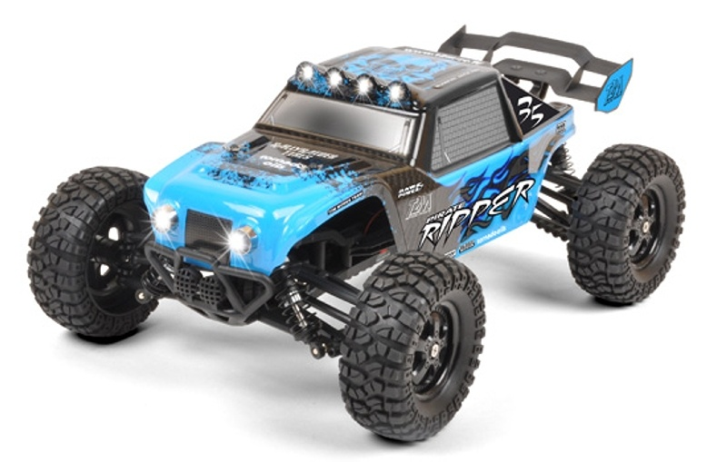 Pirate Ripper 4WD Buggy 1/10 mit LED 2,4GHz 100% RTR