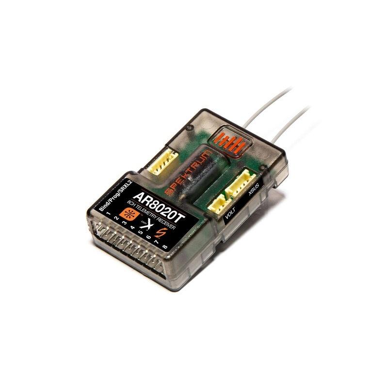 AR8020T DSMX 8-Kanal Telemetrie Empfänger