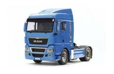 MAN TGX 18.540 4x2 French Blue
