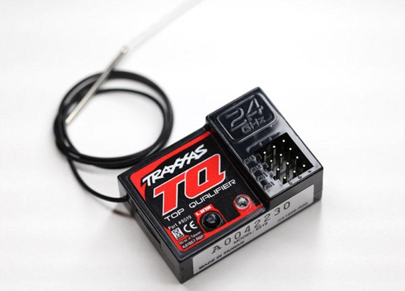 Empfänger Micro 3Kanal 2.4GHz TQ