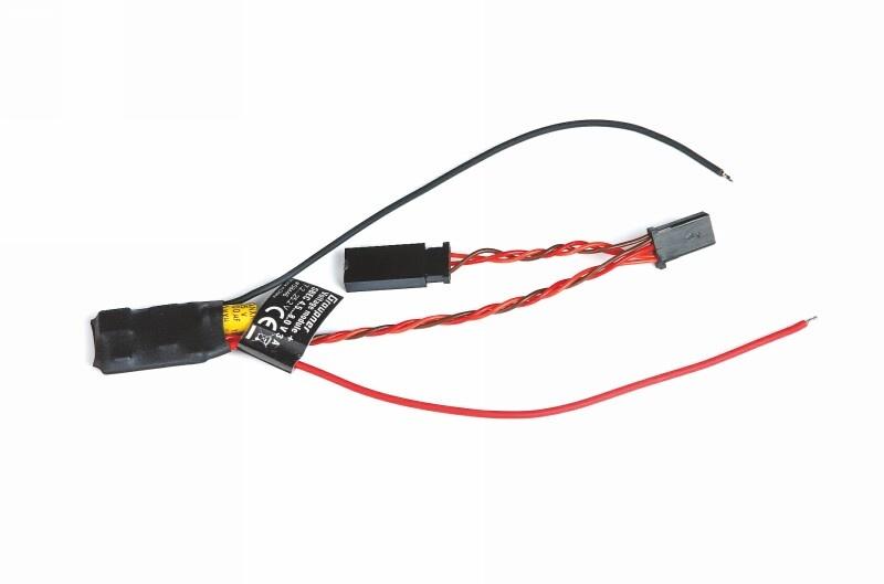 Voltage Modul mit SBEC 22,2V für HoTT