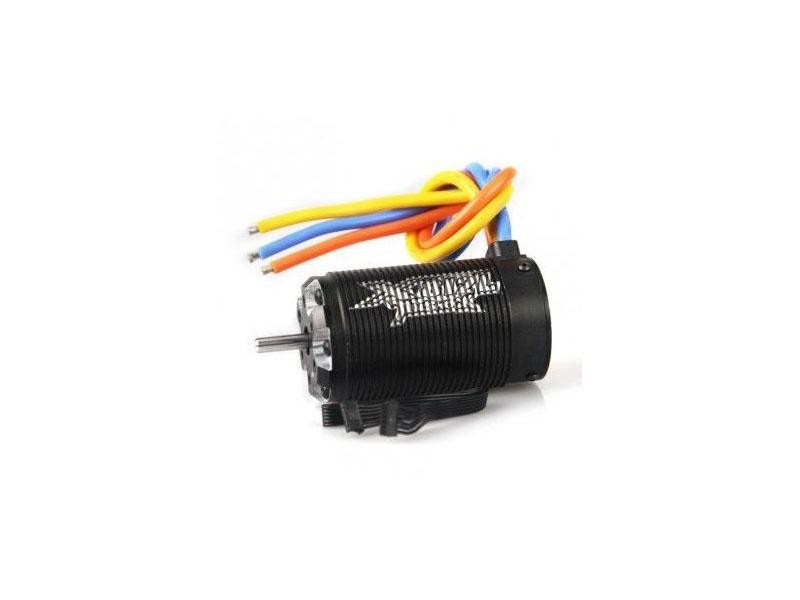 X812L 6Pole Sensored 1/8 Car Motor 1700kV Brushless