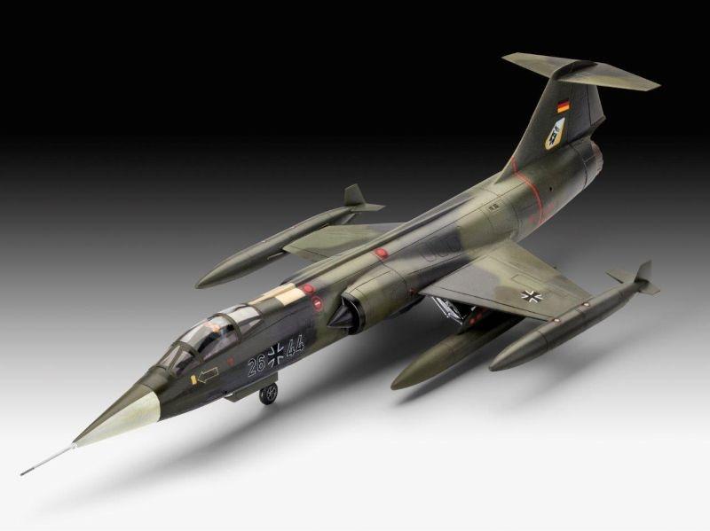 Lockheed Martin F-104G Starfighter 1:72