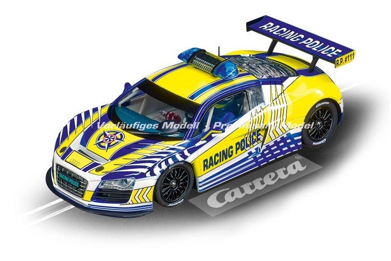 Digital 124 Audi R8 LMS Carrera Racing Police