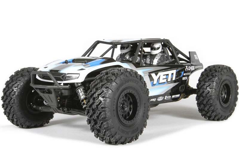 Yeti Rock Racer Scale Electric 4WD Kit 1:10