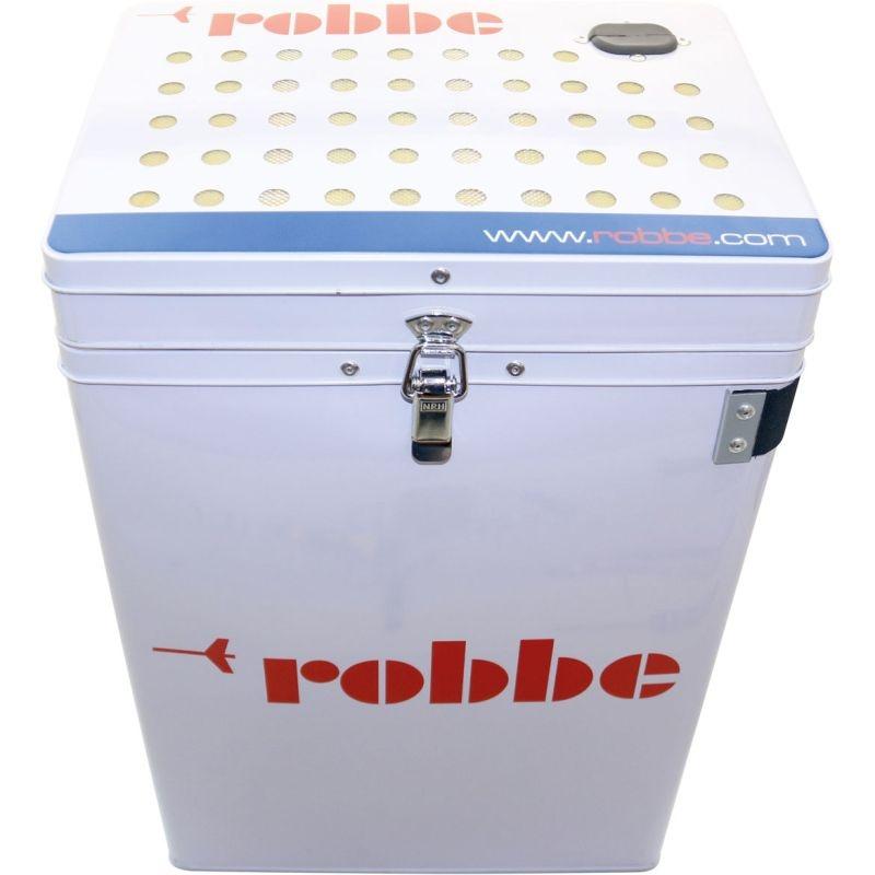 RO-Safety LiPo XL Tresor Transport Ladekoffer für LiPo Akkus