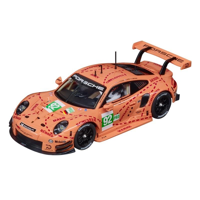 Digital 132 Porsche 911 RSR Pink Pig Design, No.92