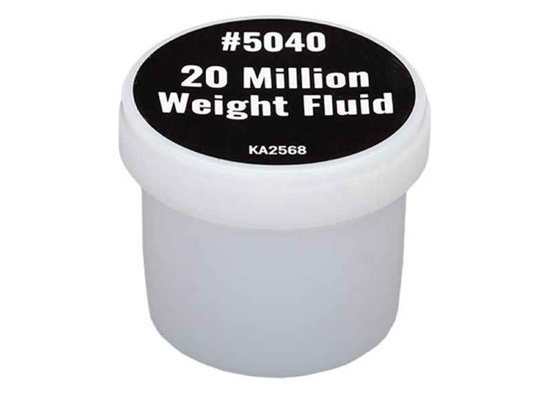 Differential Fett 20.000.000 cSt