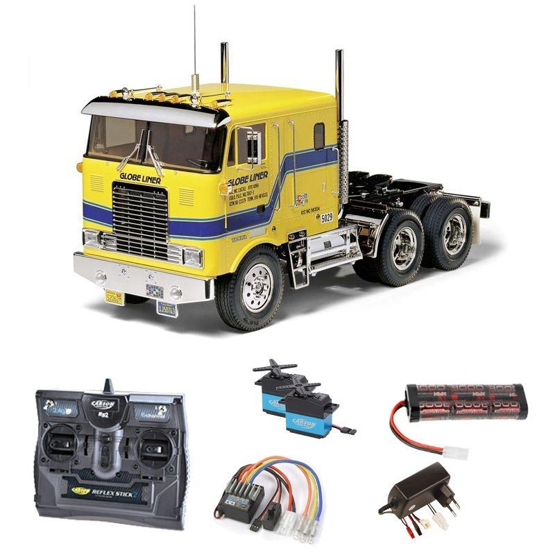 Truck Globe Liner 2,4GHz Komplettset