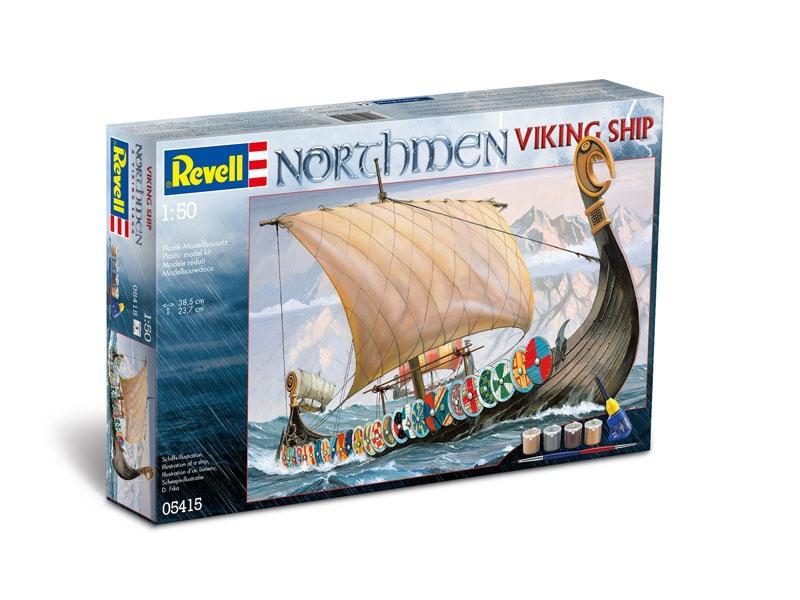 Northmen - Viking Ship 1:50