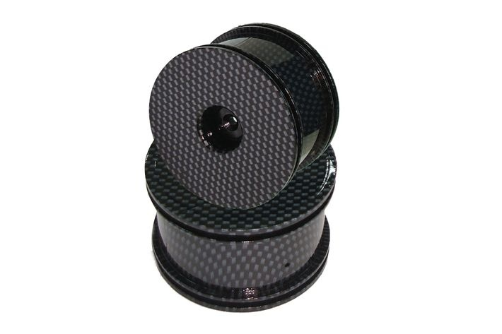 Dish-Felgen Kohlefaser-Des. S18 (2 Stück)