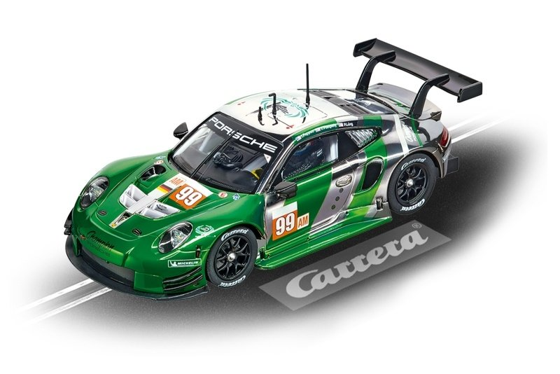 Digital 132 Porsche 911 RSR Proton Competition, #99