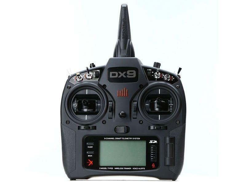 DX9 Black 9-Kanal 2,4GHz DSMX Fernsteuerung - nur Sender