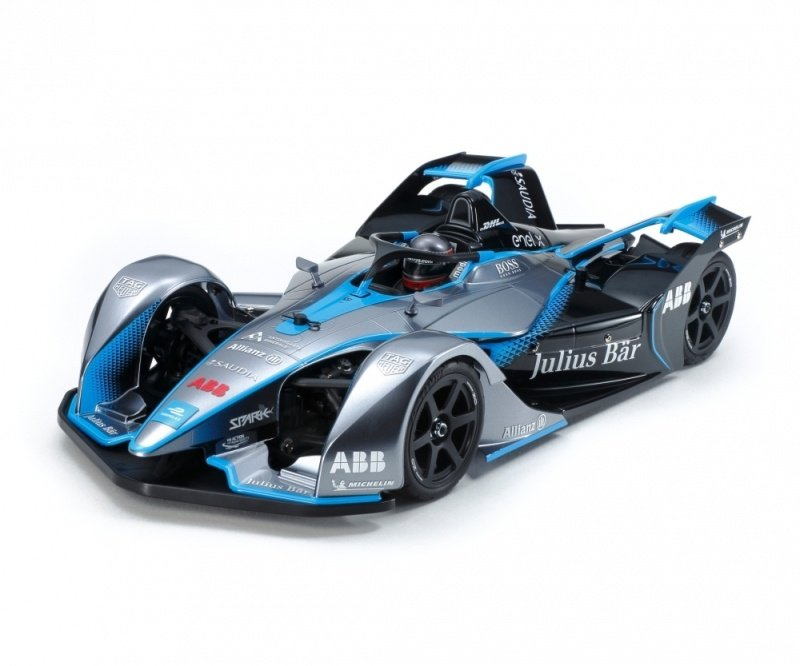 Formula E Gen2 Ch.Liv. TC01 1:10 4WD Bausatz