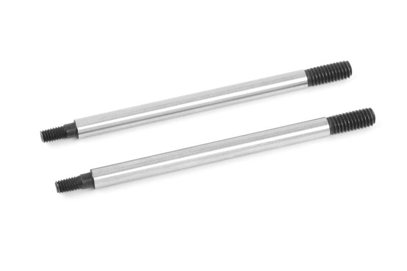 Stahl Kolbenstange 55mm vorne für 1/8 Python (2)