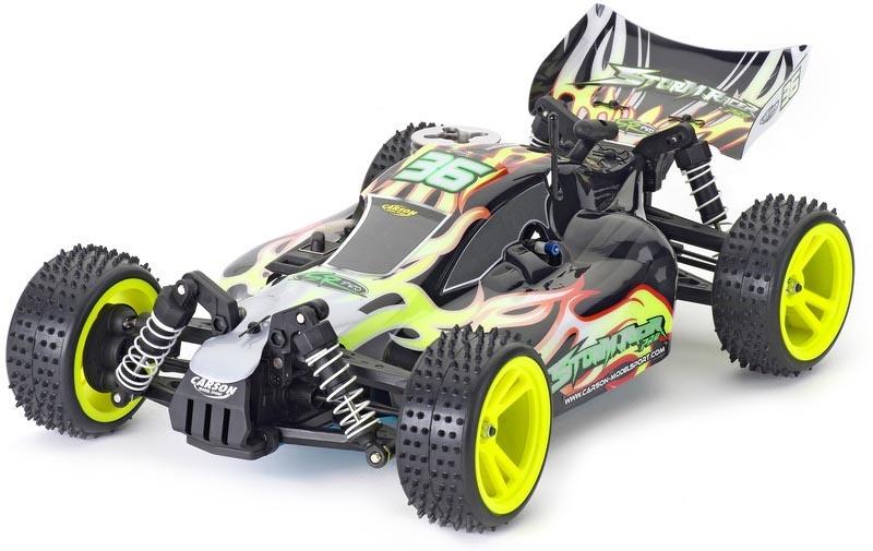 Stormracer Pro 1:10 CV-10 Nitro 4WD Buggy RTR 2.4 GHz