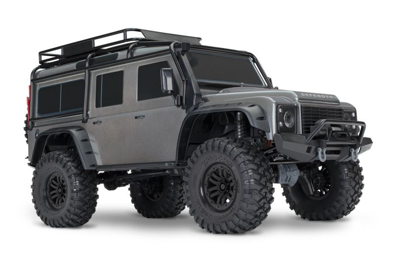 TRX-4 Scale and Trail Crawler Grau 1:10 4WD RTR