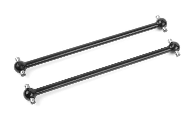 Stahl Antriebsknochen hinten (kurz) für 1/8 Python (2)