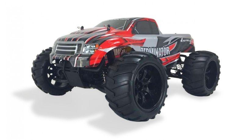 Terminator 4WD Elektro Monster Truck 1/10 2,4GHz RTR