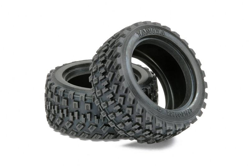 Rally-Block Reifen (2) - M-05Ra