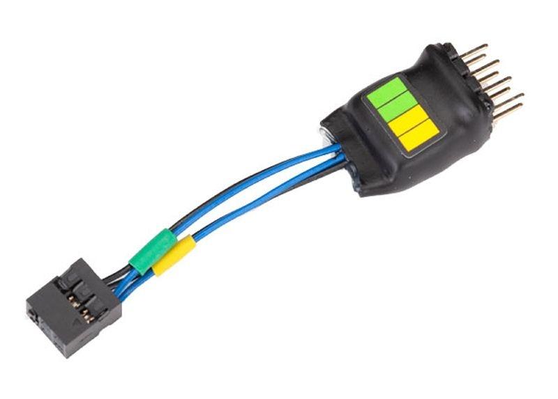 Netzteil 4-in-2 Kabelbaum für LED Lichtset TRX-4