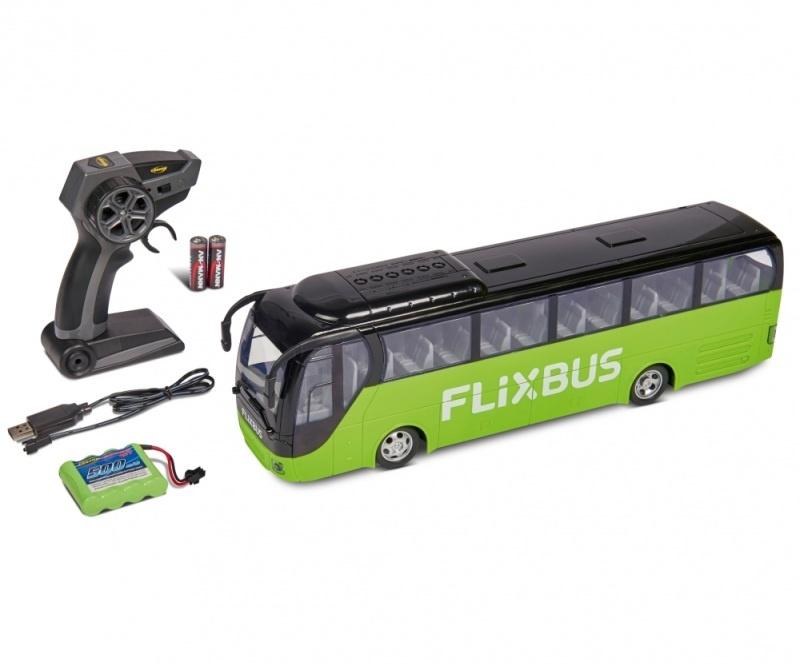 FlixBus mit LED 2,4GHz 100% RTR