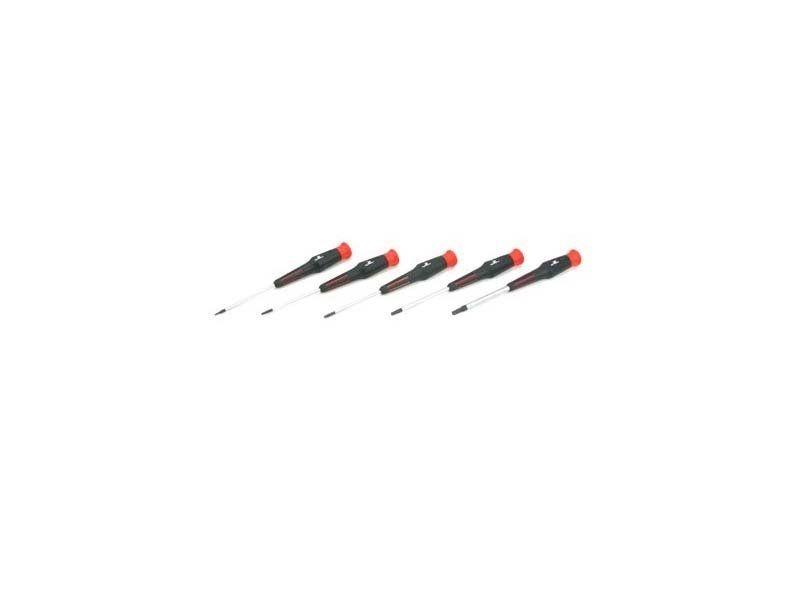 Dynamite metrischer Inbusschlüsselsatz 1,5-4 mm (5 Stk)