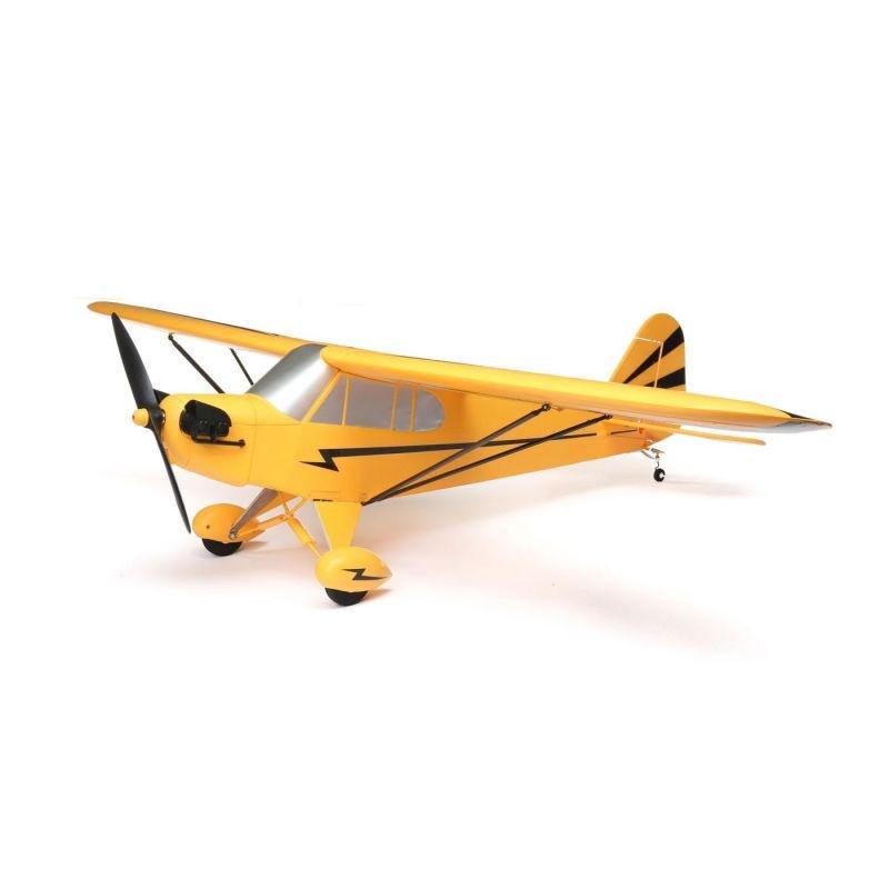 Clipped Wing Cub 1.2m Kunstflugzeug BNF Basic