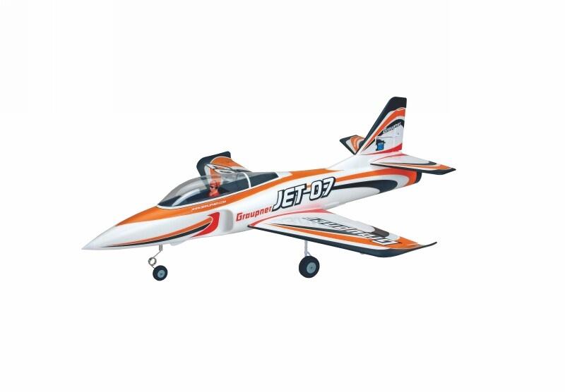WP Jet 07 Spannweite 810 mm