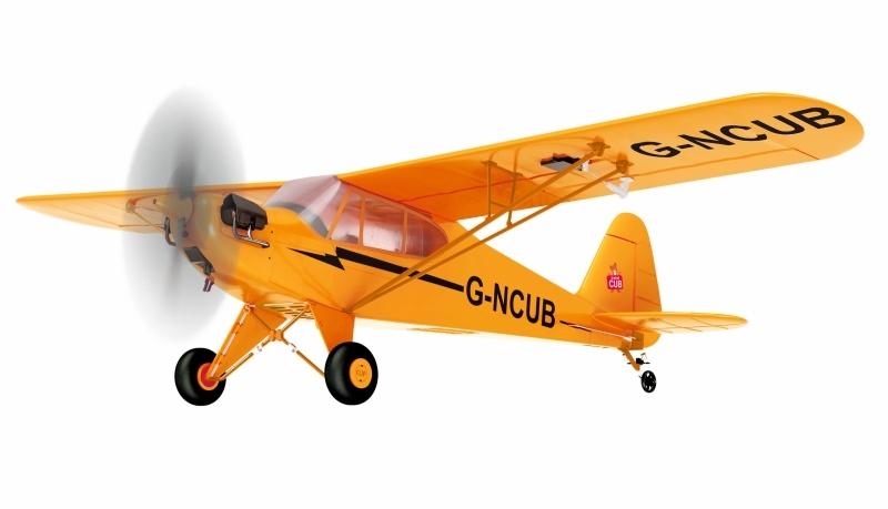 Skylark Propellerflugzeug 3D/6G Gyro 650mm 2,4GHz RTF