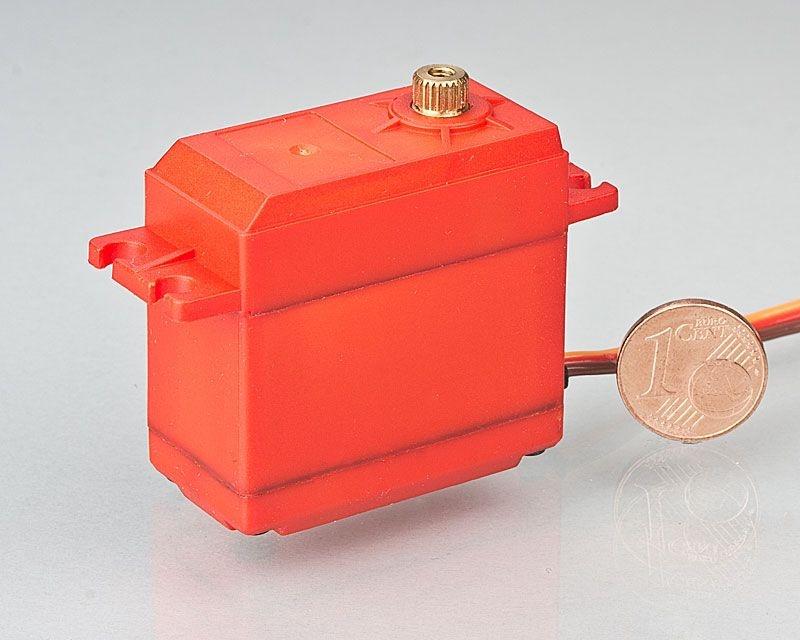 Servo 9 kg Standardgröße mit Metallgetriebe Digital