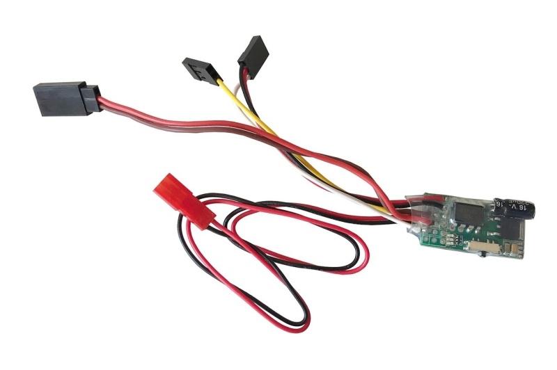 Multi-Switch für Race X6 Fernsteuerung