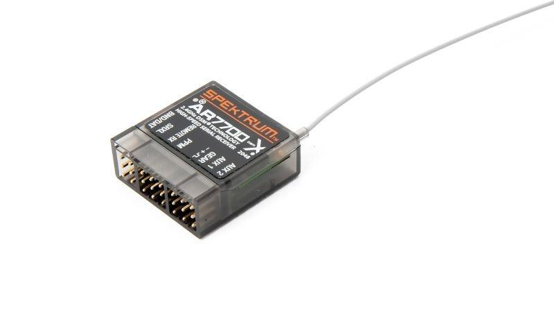 Spektrum Seriell Empfänger mit PPM, SRXL, Remote Rx
