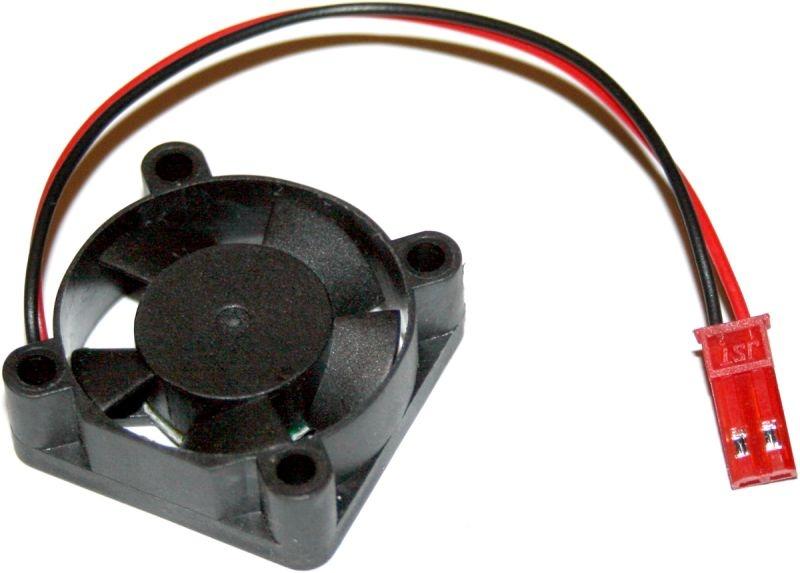 Brushlesslüfter 30x30mm 5~9 VDC BEC Stecker