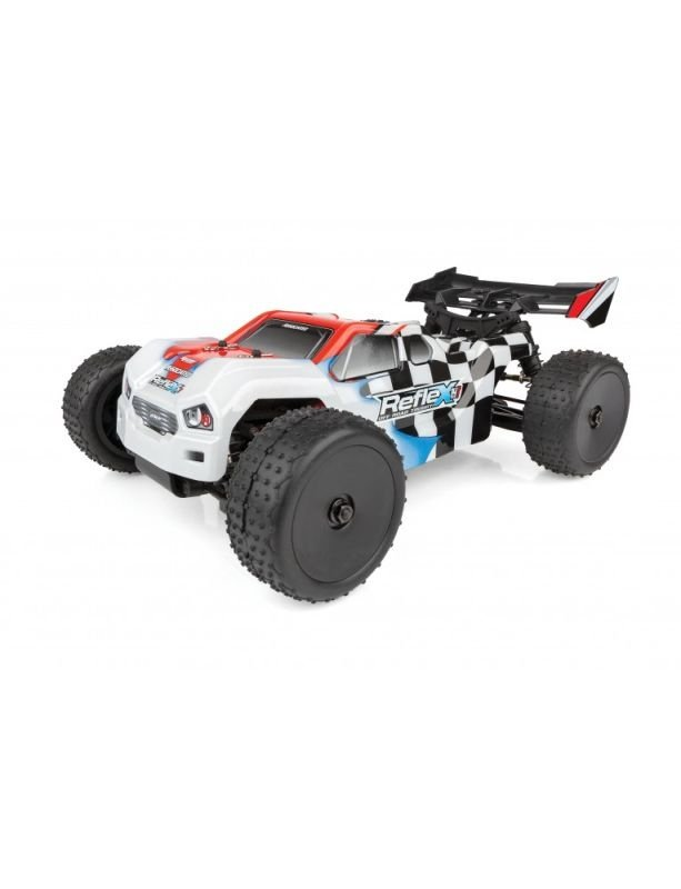 Reflex 14T 4WD 2S Brushless Truggy 1/14 2,4GHz RTR
