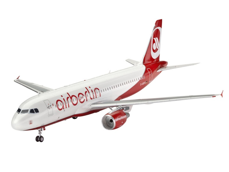 Airbus A320 AirBerlin 1:144