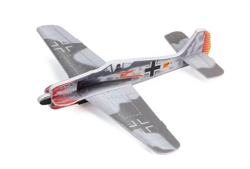 Vector Plane Focke Wulf 190 380mm Bausatz