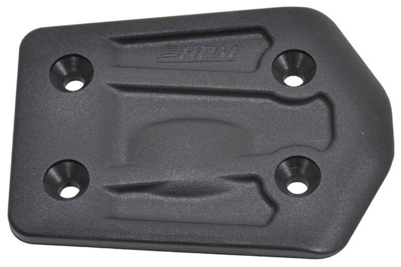 Skid-Platte hinten schwarz ARRMA & Durango 1:8&1:10 Modelle