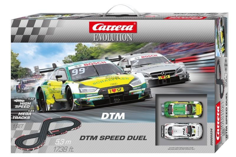 Evolution Startpackung DTM Speed Duell