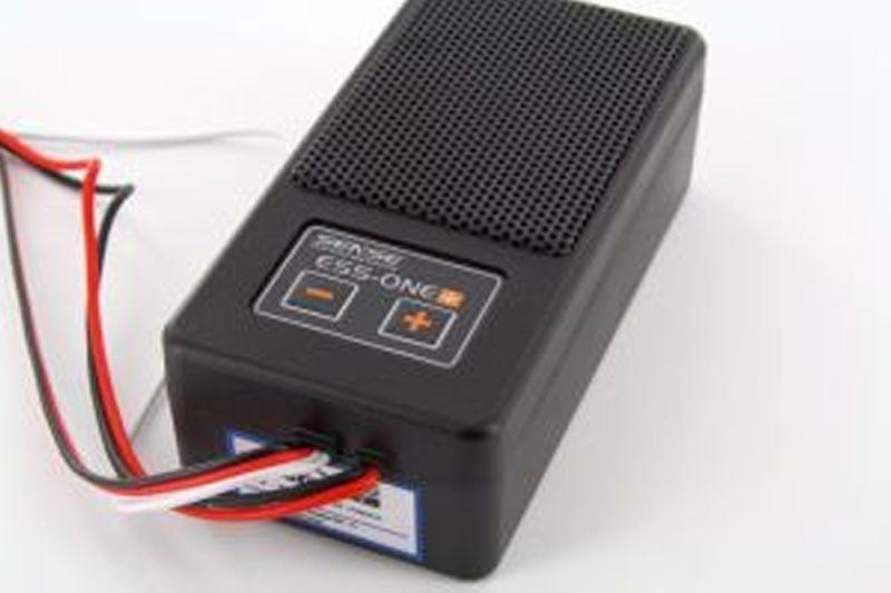 Motor-Sound-System ESS-One + für RC-Cars, Universal, USB