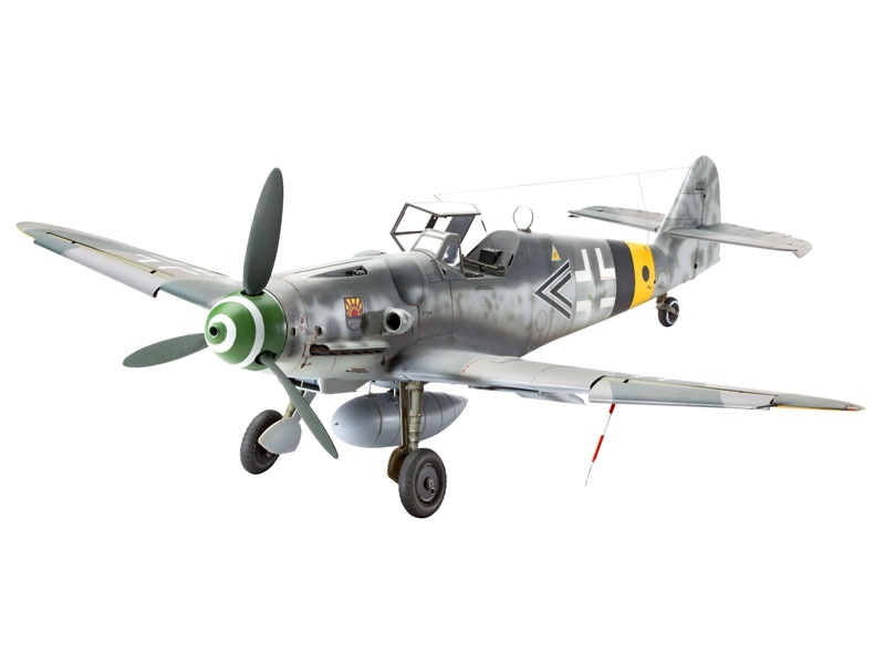 Messerschmitt Bf109 G-6 Late & early version 1:32