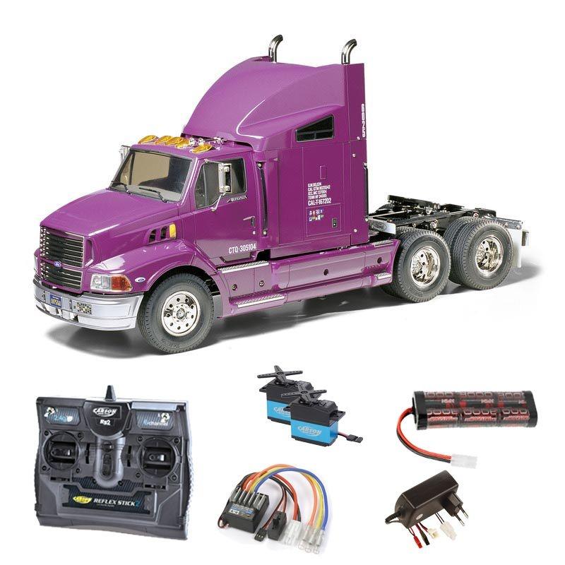 Truck Ford Aeromax 2,4GHz Komplettset