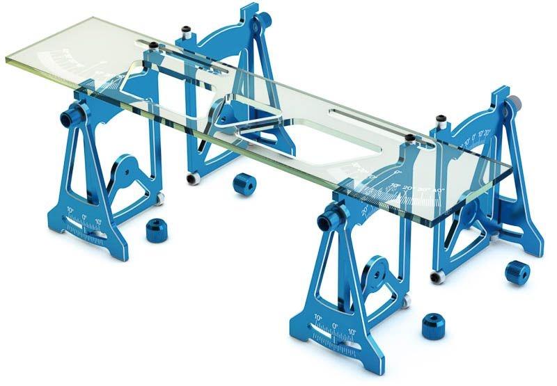 Einstellehre (Setup Tool) Blau